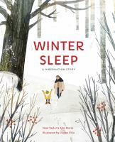 Cover image for Winter sleep : a hibernation story