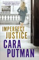 Cover image for Imperfect justice. bk. 2 : Hidden justice series