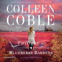 Cover image for Twilight at blueberry barrens
