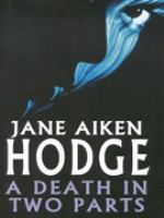 Cover image for A death in two parts