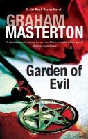 Cover image for Garden of evil. bk. 8 : Jim Rook series
