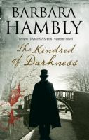 Cover image for The kindred of darkness. bk. 5 : James Asher series