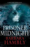 Cover image for Prisoner of midnight. bk. 8 : James Asher vampire series
