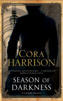 Cover image for Season of darkness. bk. 1 : Gaslight mystery series