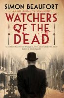 Cover image for Watchers of the dead. bk. 2 : Alec Lonsdale Victorian mystery series