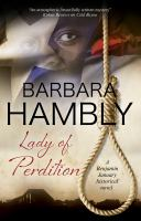 Cover image for Lady of perdition. bk. 17 : Benjamin January series