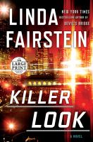 Cover image for Killer look. bk. 18 Alex Cooper series