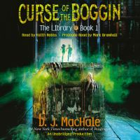 Imagen de portada para Curse of the boggin (the library book 1)