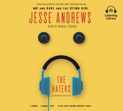 Cover image for The haters [sound recording CD]