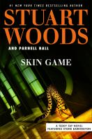 Cover image for Skin game. bk. 3 : a Teddy Fay novel featuring Stone Barrington