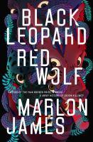 Cover image for Black leopard, red wolf. bk. 1 : Dark star trilogy