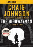 Cover image for The highwayman : Walt Longmire series