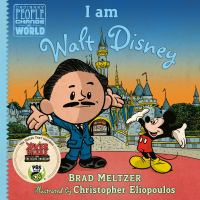 Cover image for I am Walt Disney