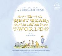 Cover image for The best bear in all the world [sound recording CD]