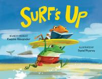 Cover image for Surf's up