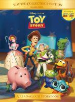 Imagen de portada para Toy story : a read-aloud storybook