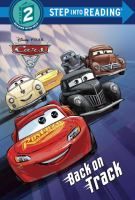 Cover image for Cars 3 :  back on track