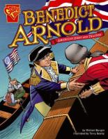 Cover image for Benedict Arnold : American hero and traitor