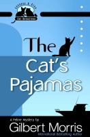 Cover image for The cat's pajamas. bk. 2 : Jacques & Cleo, cat detectives series