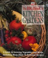 Cover image for The big book of kitchen gardens