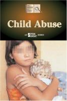 Cover image for Child abuse