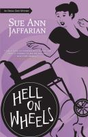 Cover image for Hell on wheels. bk. 9 : Odelia Grey mystery