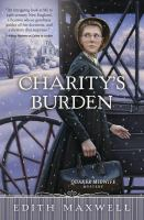 Cover image for Charity's burden