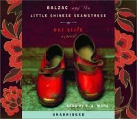 Cover image for Balzac and the little Chinese seamstress