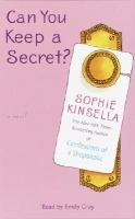 Cover image for Can you keep a secret?