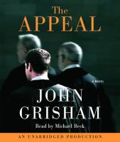 Cover image for The appeal