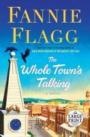 Cover image for The whole town's talking