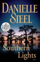 Cover image for Southern lights [large print] : a novel