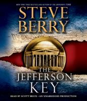 Cover image for The Jefferson key. bk. 7 Cotton Malone series