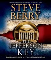 Imagen de portada para The Jefferson key. bk. 7 Cotton Malone series