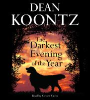 Cover image for The darkest evening of the year