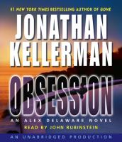 Cover image for Obsession. bk. 21 Alex Delaware series