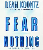 Cover image for Fear nothing