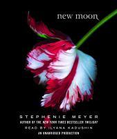 Cover image for New moon. bk. 2 Twilight saga