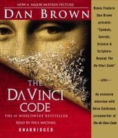 Cover image for The Da Vinci code. bk. 2 Robert Langdon series