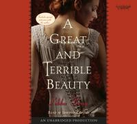 Cover image for A great and terrible beauty The Gemma Doyle Trilogy, Book 1.