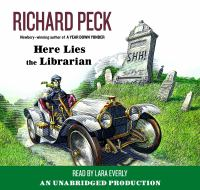 Cover image for Here lies the librarian