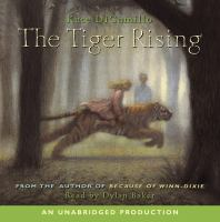 Cover image for The tiger rising