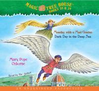 Imagen de portada para Magic tree house collection. Books 38 & 39