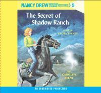 Imagen de portada para The secret at Shadow Ranch