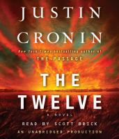 Cover image for The twelve. bk. 2 Passage trilogy
