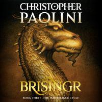 Imagen de portada para Brisingr