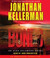 Cover image for Bones. bk. 23 Alex Delaware