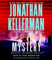 Cover image for Mystery. bk. 26 Alex Delaware series
