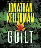 Cover image for Guilt. bk. 28 Alex Delaware series