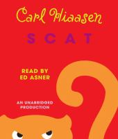 Cover image for Scat